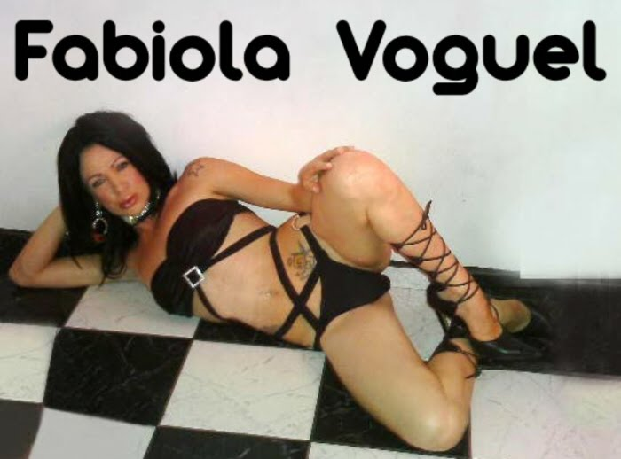 Boneca Fabiola Voguel - SUPERDOTADA - 24 cm de puro prazer