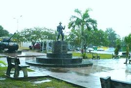Plaza El Ejército Upata