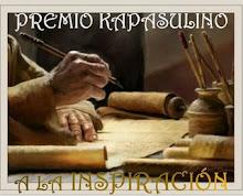PREMIO A LA INSPIRACION (Carmen)