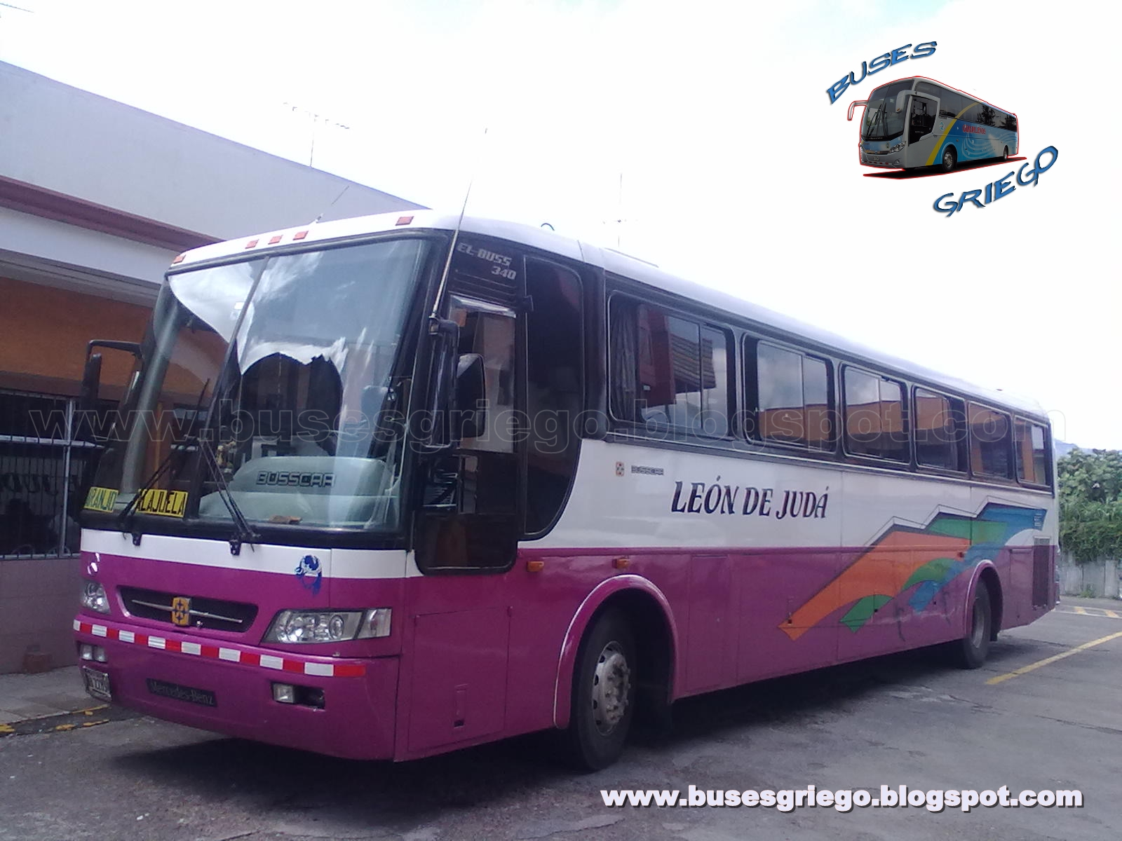 Buses griego galeria 16 31 10 10 for Mercedes benz of san jose