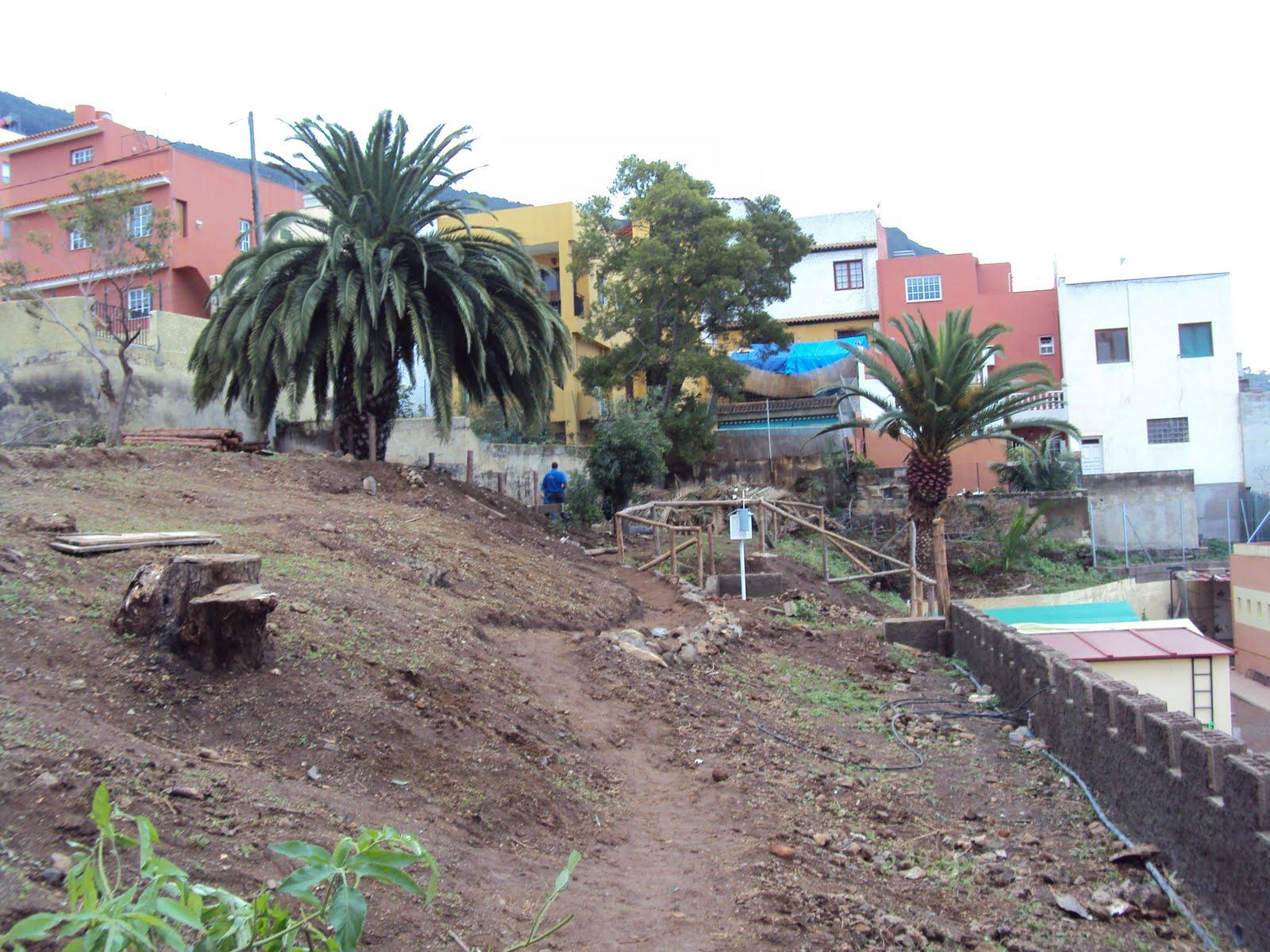 Curso auxiliar jardineria d a 9 colegio p rez zamora for Auxiliar jardineria