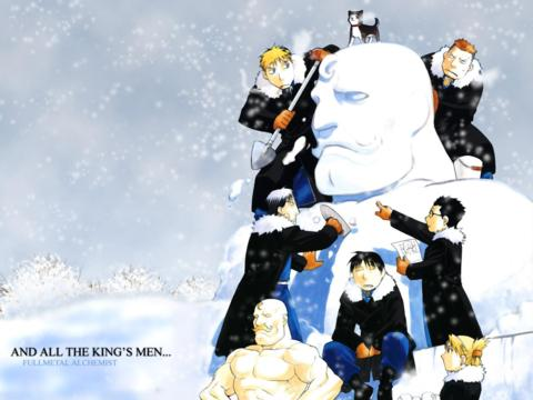 fullmetal alchemist wallpaper. Another Full Metal Alchemist