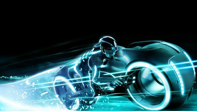 Tron wallpaper