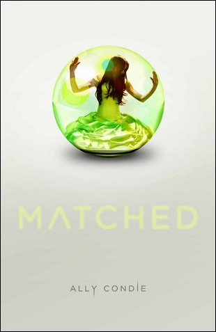 Just minutes after I finished reading Matched by Ally Condie (a