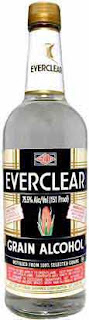Everclear - strongest alcoholic drink in the world