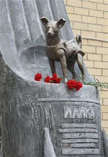 Laika - First animal in outer space