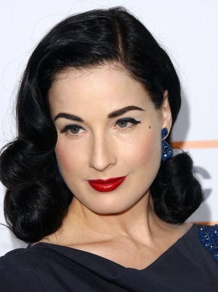 Glamorama Makeup And Beauty 1940 Inspired Makeup Contest - 1940-makeup