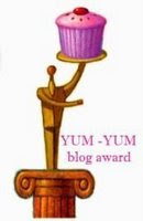 The Yum Yum Blog Award