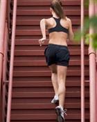 Entrenamiento de Hipertrofia con escaleras