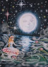 noche de luna con hada