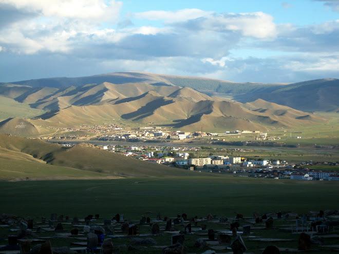 Uliastai, Zavkhan (Western Mongolia)