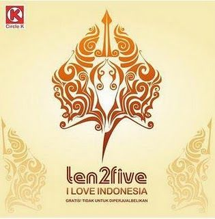 Ten2Five - I Love Indonesia (Full Album 2010)