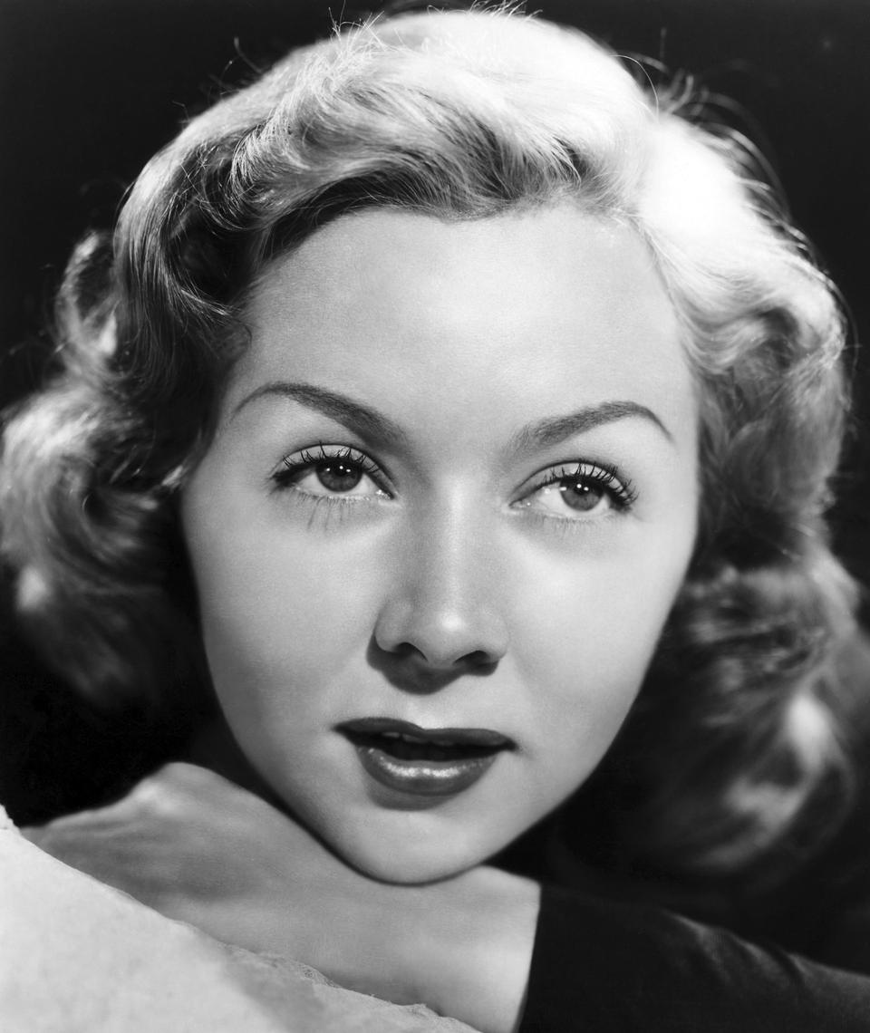 Two-Fisted Tales of True-Life Weird Romance!: Gloria Grahame.