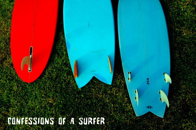 Confessions of a Surfer
