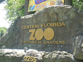 The Unknown Florida Central Florida Zoo Botanical Gardens Sanford Fl