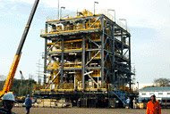 Past Project - A Completed TopSide Module