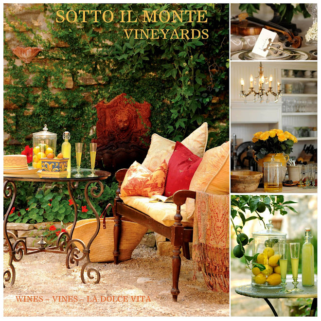 Sotto Il Monte Vineyards