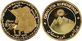 Gold 1000 Dinars.