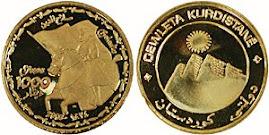 Gold 1000 Dinars.