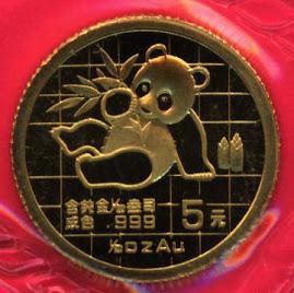 1989 PANDA Bear