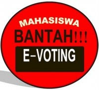 Bantah E-Voting
