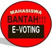 Bantah E-Voting