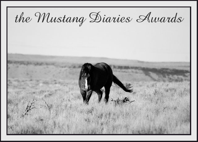 Mustang Diaries Awards