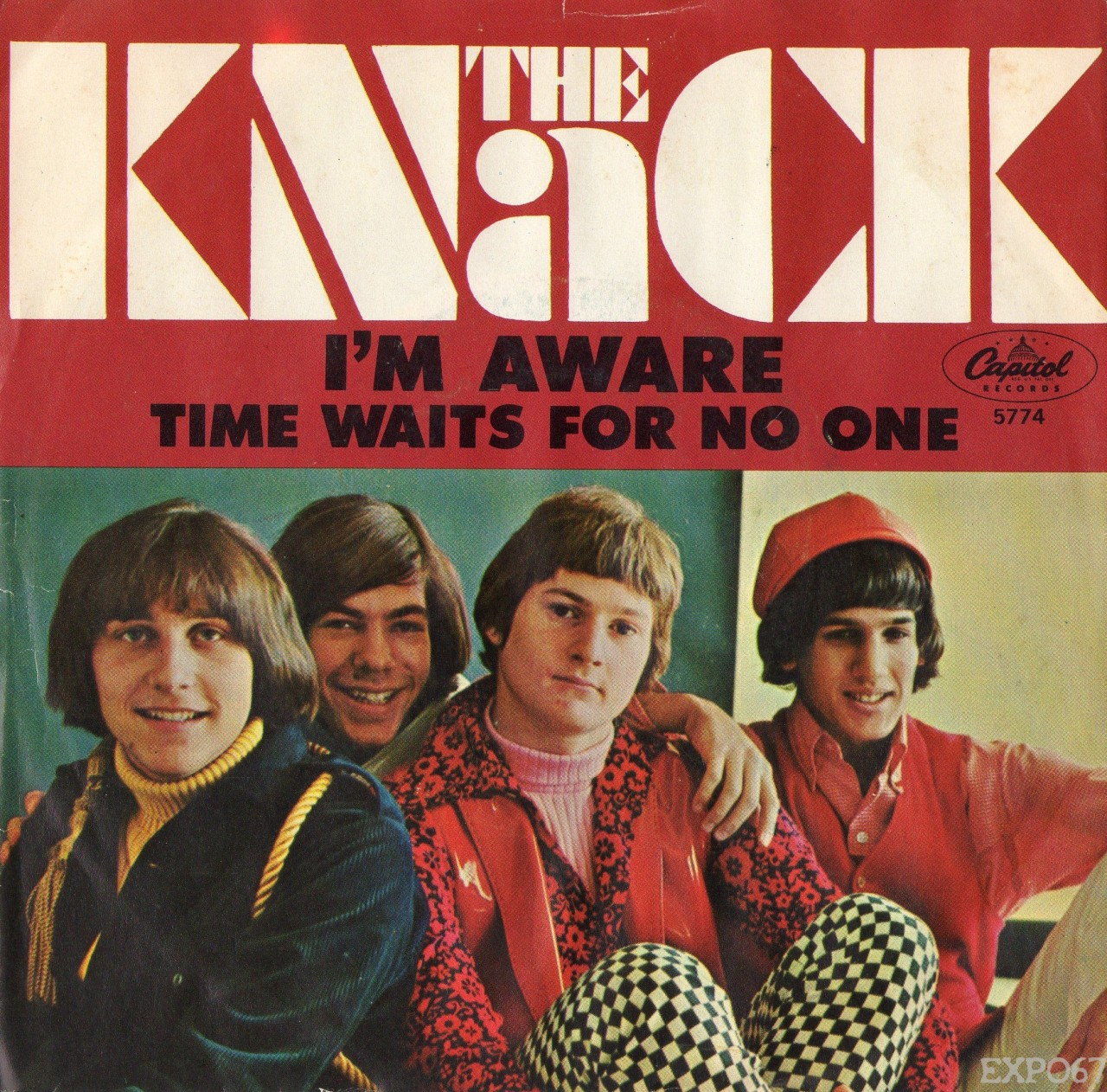 time waits for no one One last great thing about this cd is the 16 page booklet it is tremendous to use the 1979 catch phrase, get the knack, no not the my sharona knack, but that other knack from the 60's.