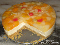 Chilled Cheese Cake