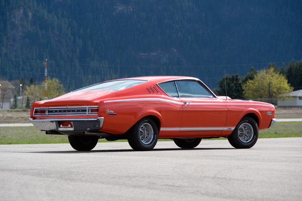 1968 Mercury Cyclone GT