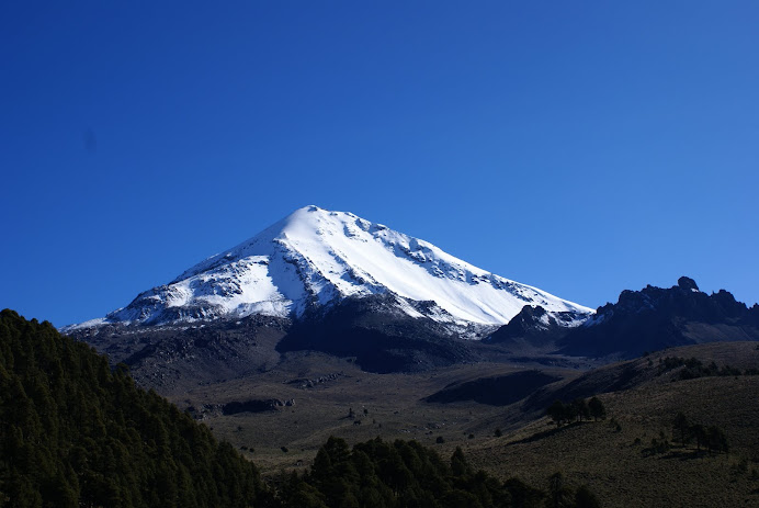 Cara Sur del Pico de Orizaba