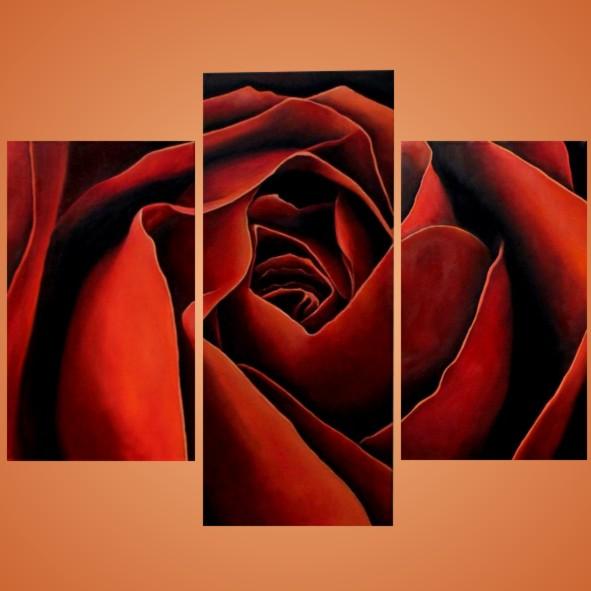 Cuadro tripticos modernos imagui - Triptico cuadros modernos ...