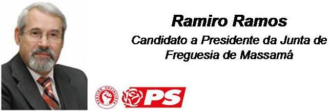 Ramiro Ramos - Por Massamá. Por si.