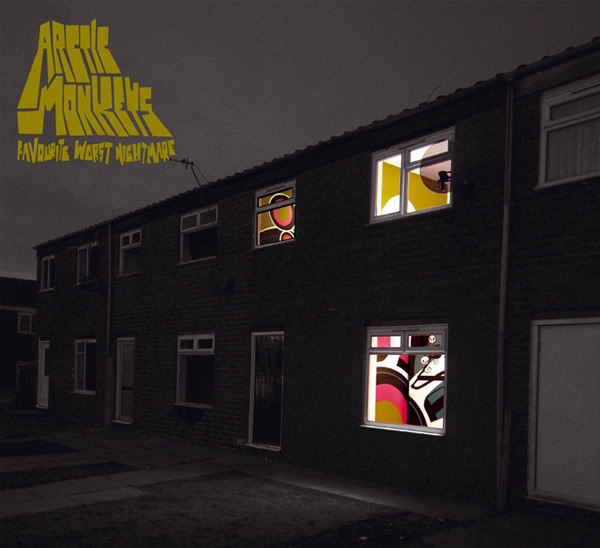 Favourite Worst Nightmare. Favourite Worst Nightmare