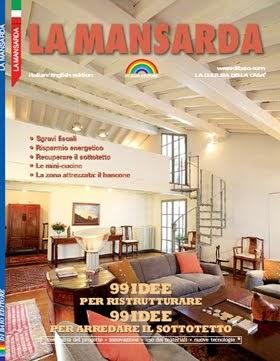 Cartolibreria italia blog riviste arredamento la mansarda for Riviste di casa e arredamento
