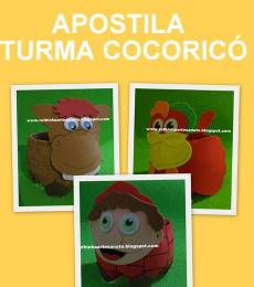 Apostila turma do cocoric
