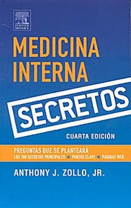 MEDICINA INTERNA - SECRETOS