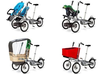 Taga Bike Stroller