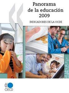 Panorama de la educación 2009