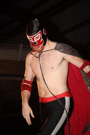El Generico obtiene tryout con TNA Wrestling
