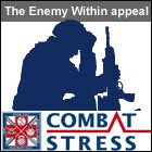 Combat Stress Appeal