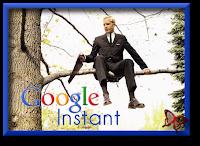 Google Instant comment scier la branche papillon-butineur