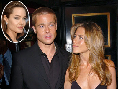Angelina Jolie is nearing end, Jennifer Aniston