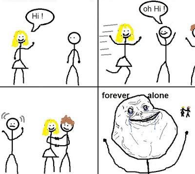 Forever Alone (Español)