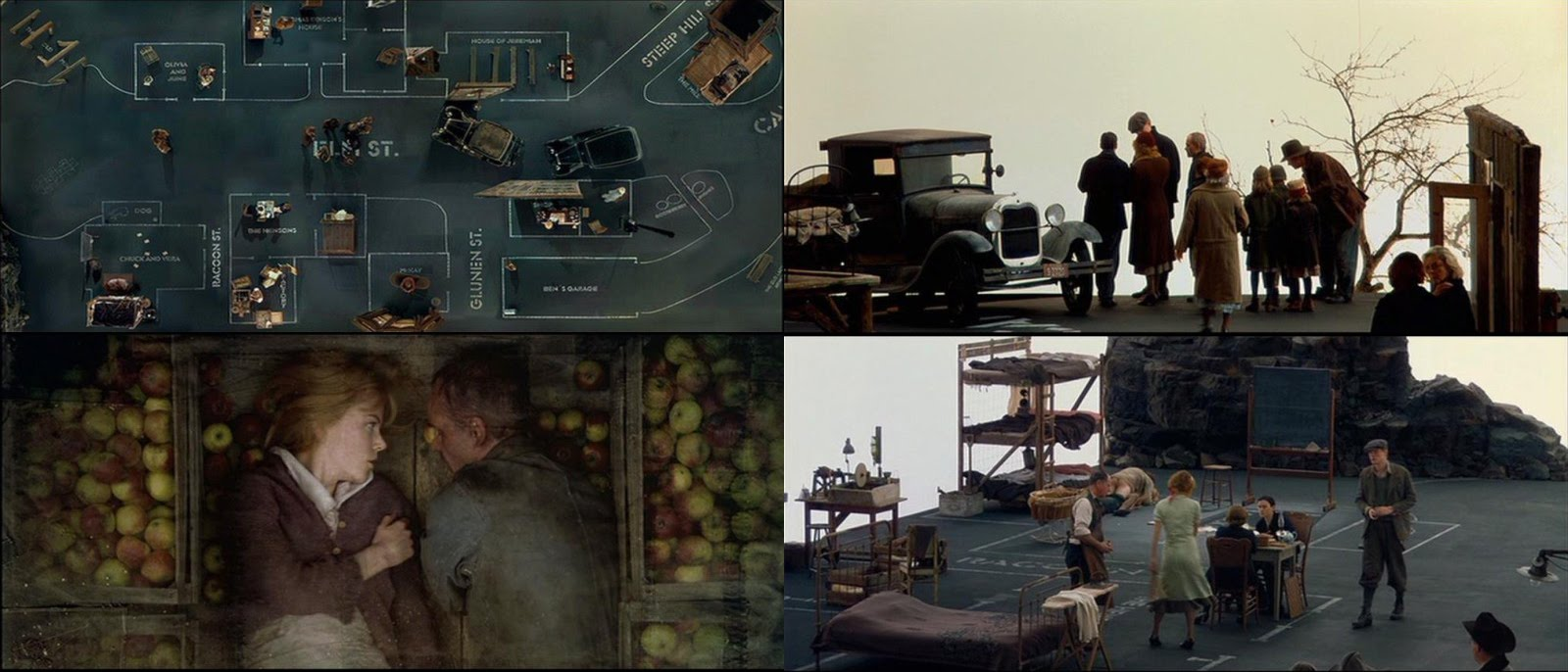 """the nature of the beast in dogville by lars von trier The first half of lars von trier's probable masterpiece, nymphomaniac, arrives on eddies of a """"playful"""" publicity campaign that threatened to flatten the."""