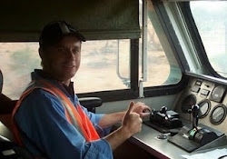 Hubby, the Train Driver