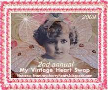 Vintage Heart Swap