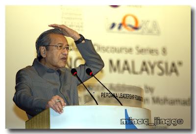 Mahathir Isa Samad Bagan Pinang pilihanraya