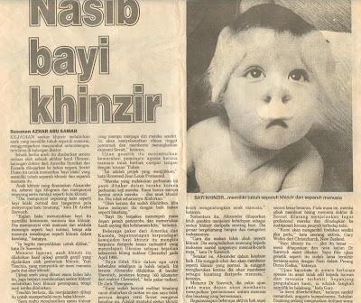 Khinzir+melahirkan+bayi+manusia