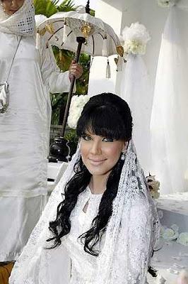 Majlis Perkahwinan Que Haidar Dan Linda Jasmine